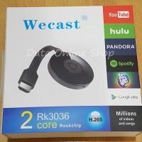 Miracast Chromecast Wecast DLNA Airplay HDMI Wifi Display Dongle