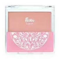 Fanbo Microshimmer Blush On - 02 Peach. Netto: 5g