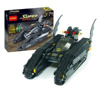 DECOOL 7108 - Super Heroes Batman The Bat Tank DC Comics
