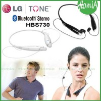LG Tone Wireless Stereo Headset/ Handsfree Bluetooth LG TONE Hbs730
