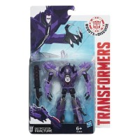 Hasbro Transformers RiD Warriors Class Decepticon Fracture