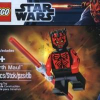 Jual Lego Star Wars 5000062 Darth Maul Polybag Murah