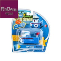 Diecast Marine Robocar Poli Play and Fun