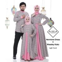 Harga rana airia hermione dress baju muslim | Pembandingharga.com