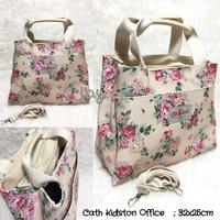 Tas Lokal | Promo | Grosir Wanita Cath Kidston Office Floral