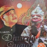 Jual Vcd 4 Disk Original,Wayang Golek Dhurma Gugur Murah