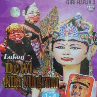 Jual Vcd Original 4 Disk,Wayang Golek Dewi Nila Ningrum Murah
