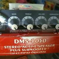 harga Kit Power Amplifier Speaker Aktif Stereo Plus Subwoofer Dms-1050 Tokopedia.com