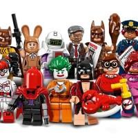 Jual Lego 71017 The Lego Batman Movie Series - Complete Set of 20 pcs Murah