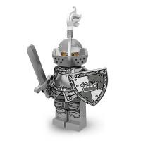 Lego Minifigure Series 9 - Heroic Knight