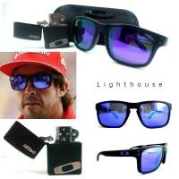 Kacamata fashion Oakley Holbrook Julian Wilson