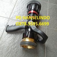 HANDLINE PROTEK GUN NOZZLE - 366 NHT + ADAPTOR MACHINO 1,5' MURAH