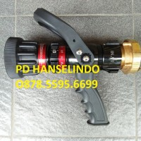 HANDLINE PROTEK GUN NOZZLE 366 NHT + ADAPTOR STORZ 1,5' HARGA MURAH