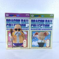 Jual Banpresto Dragon Ball DB Collection Kamesenin & Oolong set 2 Murah