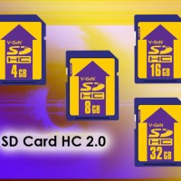 VGen SDHC SD Card 32GB V-Gen Memory Card Kamera Digital Action DSLR