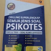Drilling Superlengkap Semua Jenis Soal Psikotes by Salamah
