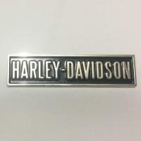 Pin Jaket Tulisan Harley Davidson Metal