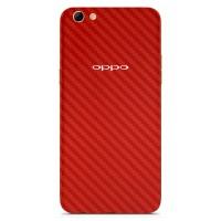 harga 9skin - Premium Skin Protector Case Oppo F3+ Plus - 3m Red Carbon Tokopedia.com
