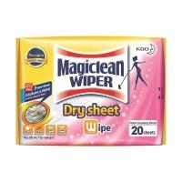 MAGICLEAN Wiper Dry Sheet 20's / Magic Clean / Sapu / Pel / Alat