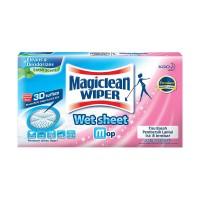 MAGICLEAN Wiper Wet Sheet 8's / Magic Clean / Sapu / Pel / Alat