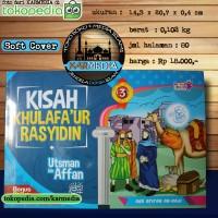 Kisah Khulafa'ur Rasyidin Utsman bin Affan - 3 Media Sholih Karmedia