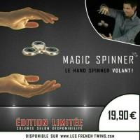 Alat Sulap: Magic Fidget Spinner Full Set (lebih murah!!!)+bonus