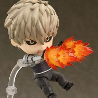 Jual Nendoroid 645 Genos Super Moveable  One Punch Man Ori MISB Figure Murah