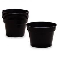 harga Pot Plastik Hitam 20cm Tokopedia.com