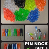 Nock Pin Size Large (L), Panah, Panahan, Archery, EnigmaZone