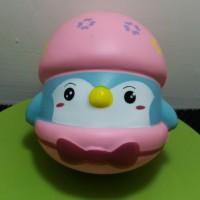 Squishy Slow Cute Kawaii Penguin in Egg Pinguin dalam Telur Lucu