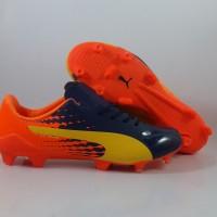 harga Sepatu Bola Puma Evospeed 17 Sl S Ultra Yellow / Orange Replika Impor Tokopedia.com