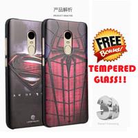 SILIKON SUPERHERO Xiaomi redmi note 3 4 pro soft case cover casing hp