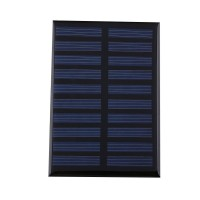Jual 5V 0.8W Solar Cell Power Panel Bank 160mA Battery Charger Murah