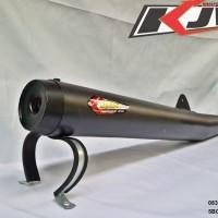harga Knalpot Creampie Rx King Standar Racing Dan 3v3 New Series Tokopedia.com