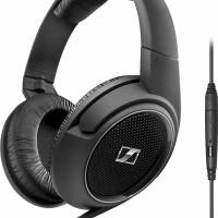 SENNHEISER HD429S Headphones For Smartphones And Tablets - Black