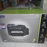 Printer EPSON L1455 A3 Multifungsi Fax WiFi Duplex