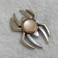 Jual HAND FIDGET SPINNER SPIDERMAN SILVER/FIDGET SPINNER SPIDERMAN PREMIUM Murah