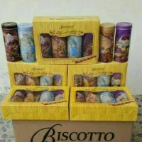 Biscotto wafer