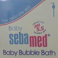 Jual Sebamed baby bath bubble 1000 ml Murah