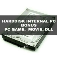 Harddisk PC Internal 1Tb + Full isi Bebas Pilih PC Game, Film, Drama