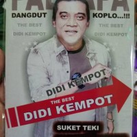 VCD NEW PALLAPA THE BEST DIDI KEMPOT