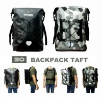 Jual Waterproof DryBag / Dry Bag Waterproof Nature 30L Backpack TAFT Murah