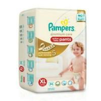 Jual Pampers Popok Celana XL-54 Premium Care Murah