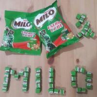 (100 pcs) Milo Energy Cube, Energy Snack, Chocolate Snack, Milo Kubus