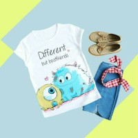 tumblr tee monster Inc Ld 90 Cm fit size S-L