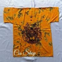 Jual Baju Bali Barong Orange ABG Murah