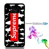 The Misfits X Supreme L1326 Casing Samsung S8 Plus Custom Hard case