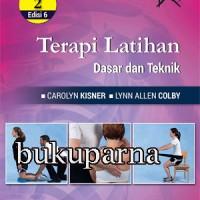 Buku Terapi Latihan Dasar dan Teknik Edisi 6 Vol. 2 Carolyn Kisner, PT