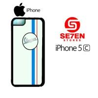 Casing HP iPhone 5C vespa logo Custom Hardcase Cover