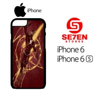 Casing HP iPhone 6 6s the flash Custom Hardcase Cover